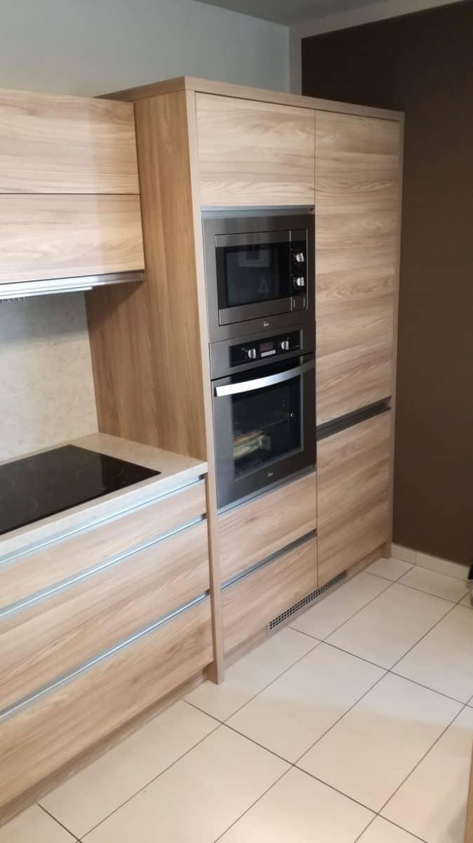 Jednoduchá a funkční kuchyňská linka 3