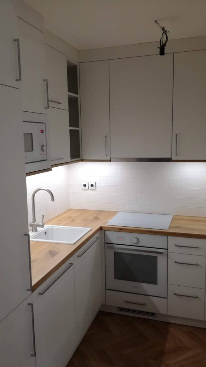 Kuchyňský kout pro malý byt 1