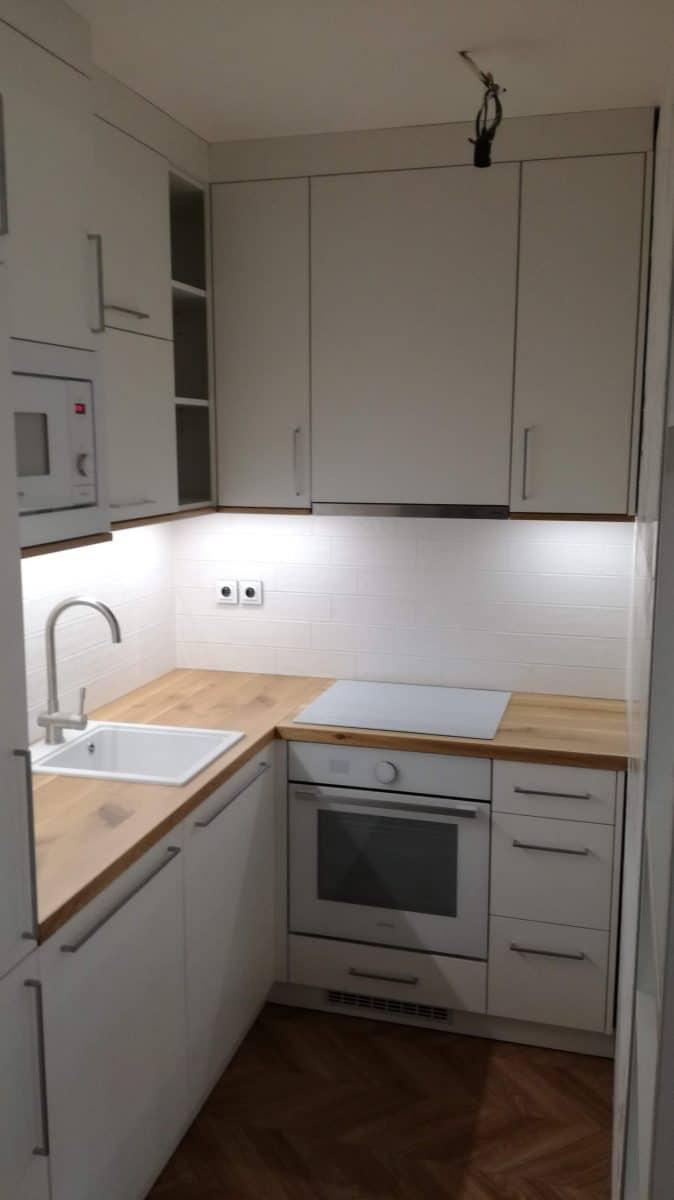 Kuchyňský kout pro malý byt 2