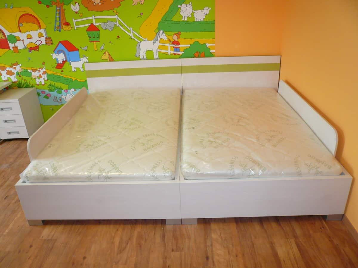 Prostorný dětský pokoj 6