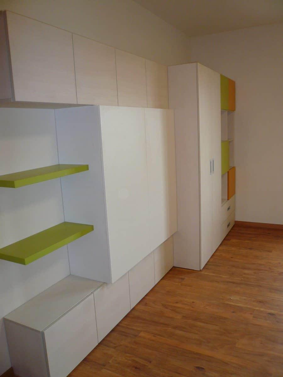 Prostorný dětský pokoj 8