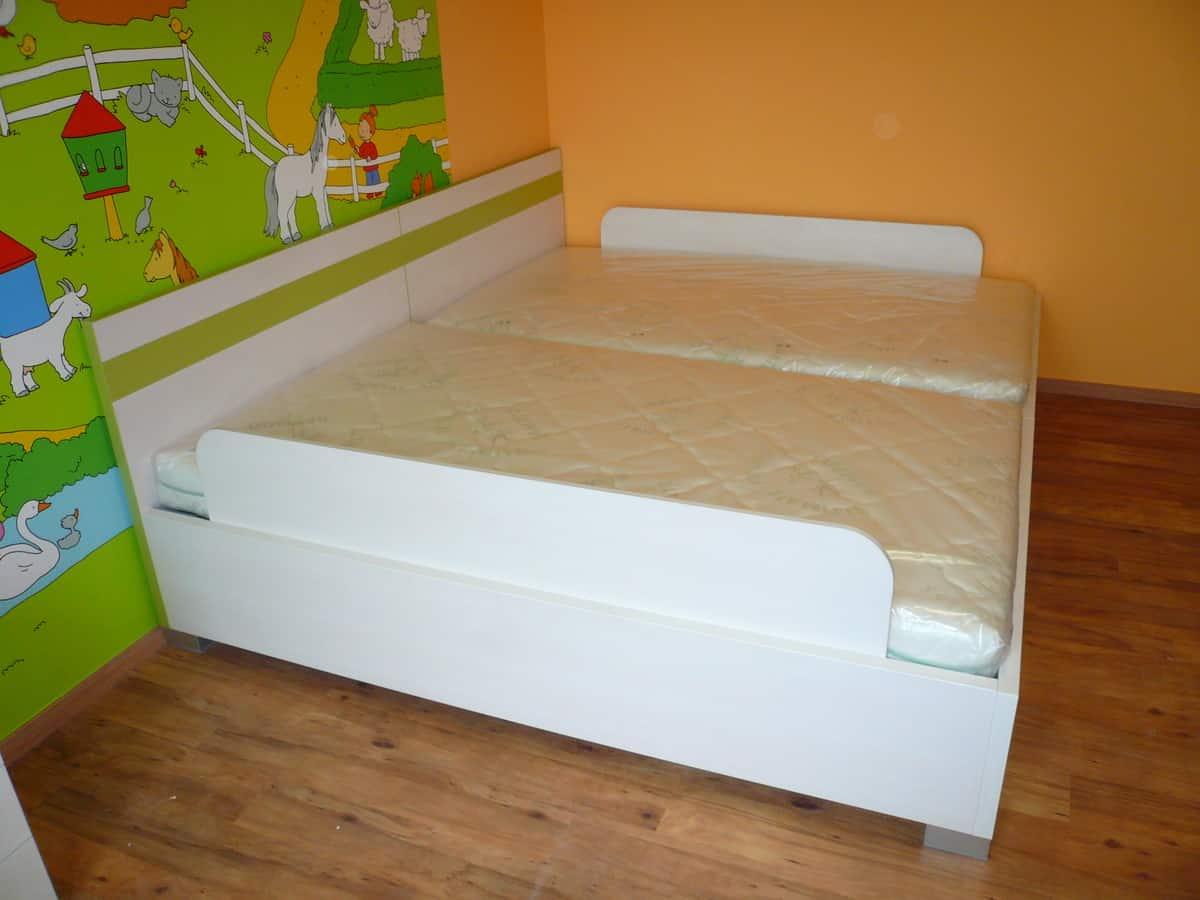 Prostorný dětský pokoj 10