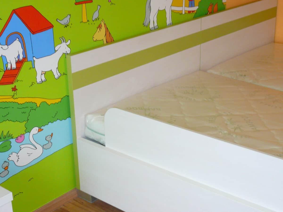 Prostorný dětský pokoj 11