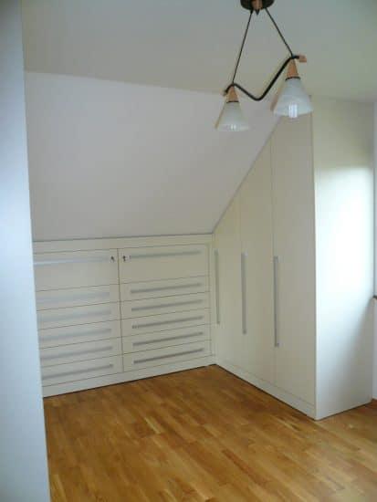 Malá ložnice v podkroví 3