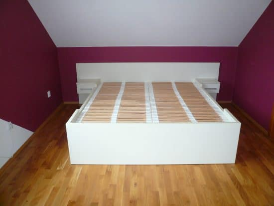Malá ložnice v podkroví 4